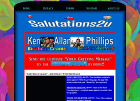 salutations2u.com