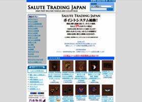 salutetrading.com
