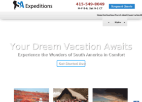 saluxuryexpeditions.com