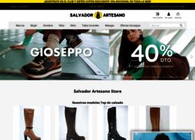 salvadorartesano.com