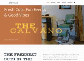 salvadorcalvanohair.com