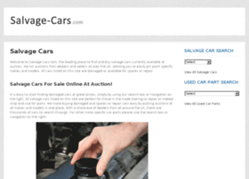 salvage-cars.com