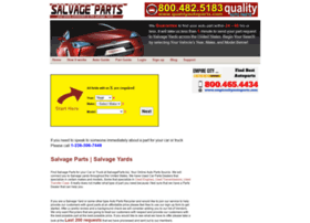salvageparts.biz