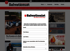 salvationist.ca