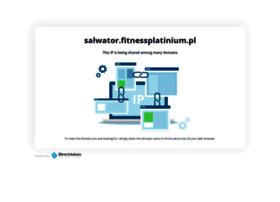salwator.fitnessplatinium.pl