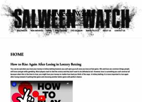 salweenwatch.org