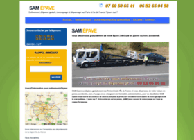 sam-epave.com