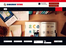 samadhantutors.com