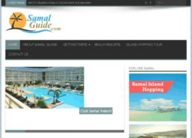 samalbeaches.com
