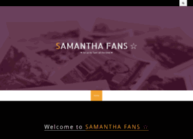 samanthafans.blogspot.in