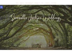 Samanthajacksonweddings.com