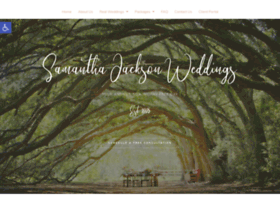 samanthajacksonweddings.com