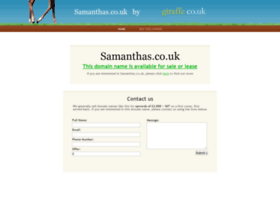 samanthas.co.uk