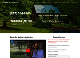 samanthasprings.com