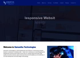 samanthatechnologies.com
