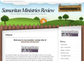 samaritanministries.info