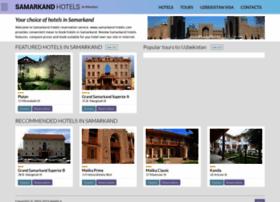 samarkand-hotels.com