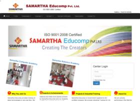 Samarthaeducomp.com