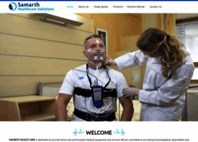 samarthhealthcare.com