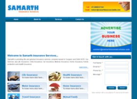samarthinsuranceindia.com