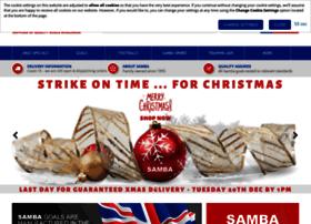sambasports.co.uk
