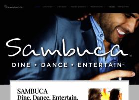 sambucarestaurant.com