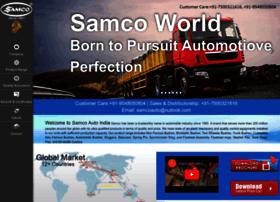 samcoautoindia.com