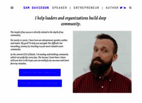 samdavidson.net