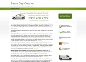 Same-day-courier.co.uk