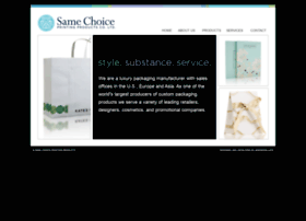 samechoice.co.uk