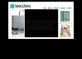 samechoice.com