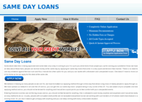samedayloans555.co.uk
