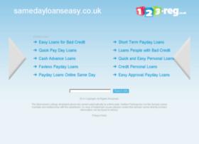 samedayloanseasy.co.uk