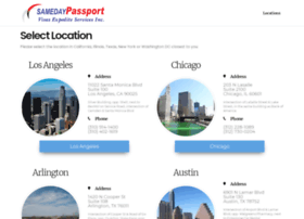 samedaypassport-visa.com
