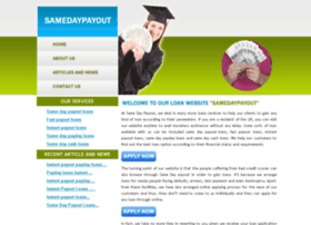 samedaypayout.org.uk
