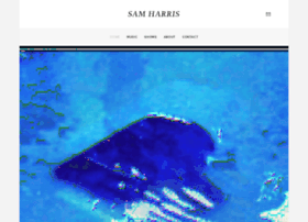 samharrispiano.com