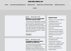 samibenabdallah.info