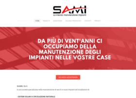 samimanutenzioni.com