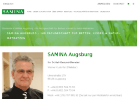 samina-augsburg.de