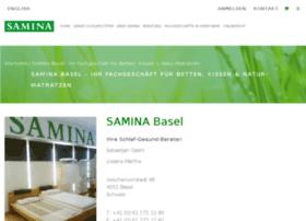 samina-basel.ch