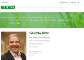 samina-bern.ch