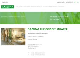 samina-duesseldorf.de