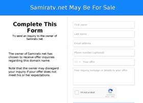samiratv.net