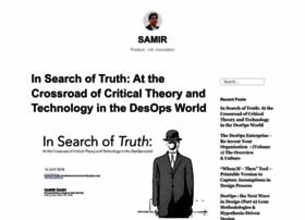 samirshomepage.wordpress.com