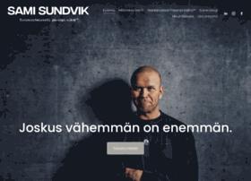 samisundvik.com