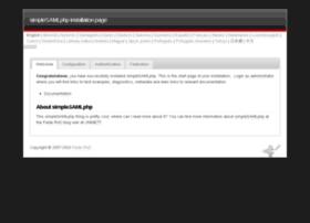 saml.stanly.edu