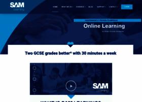 samlearning.com