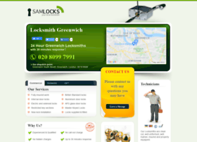samlocksmithgreenwich.co.uk