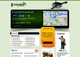 samlocksmithgreenwich.co.uk