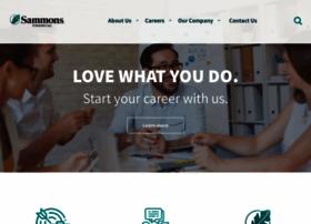 sammonsfinancialgroup.com